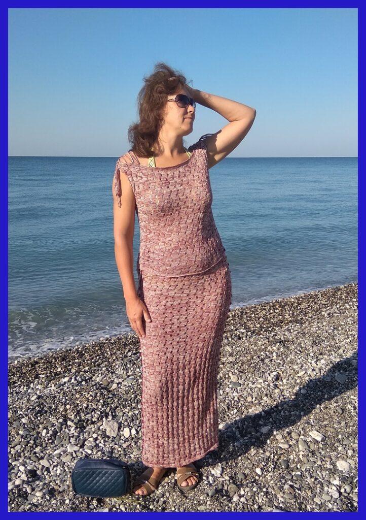Пляжный костюм